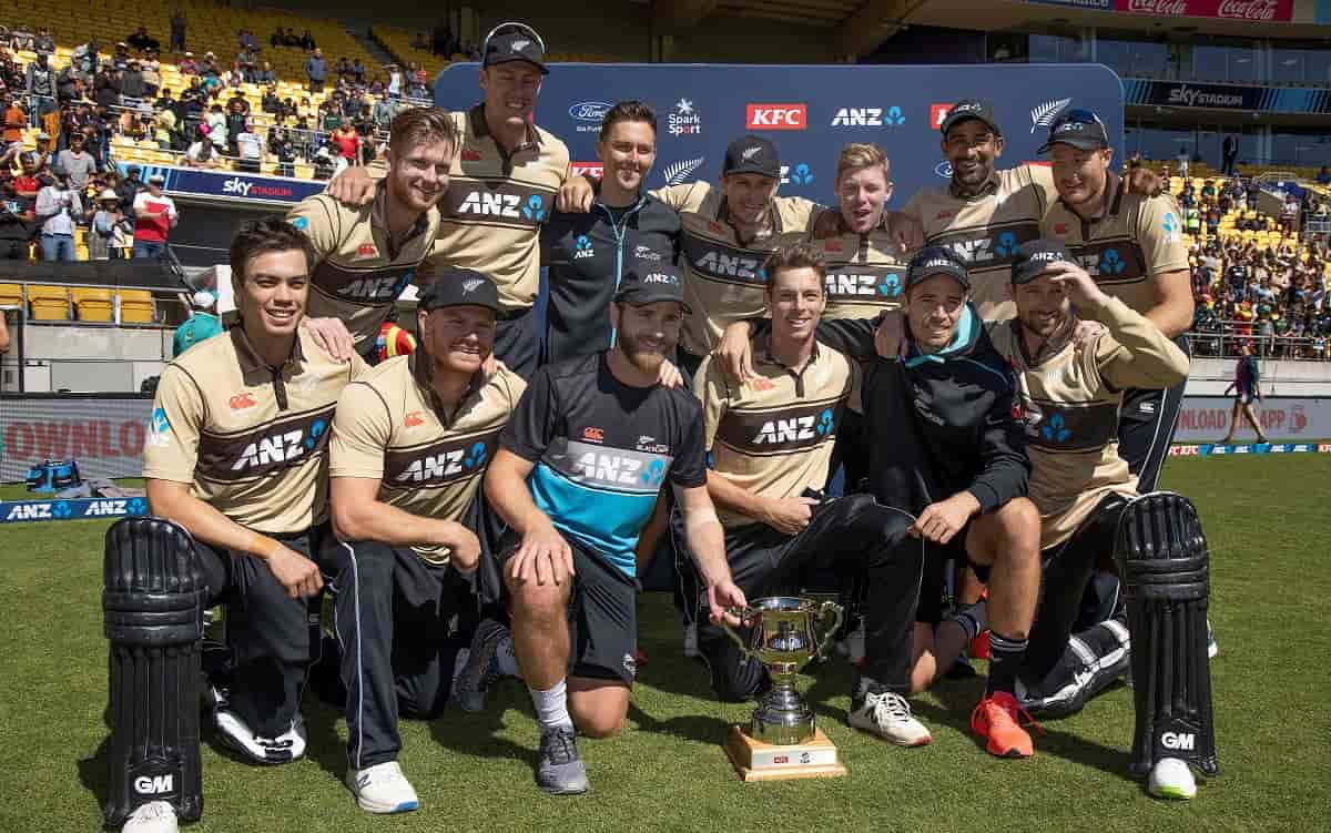 Cricket Image for New Zealand Beat Australia By 7 Wickets With Martin Guptills Explosive Innings