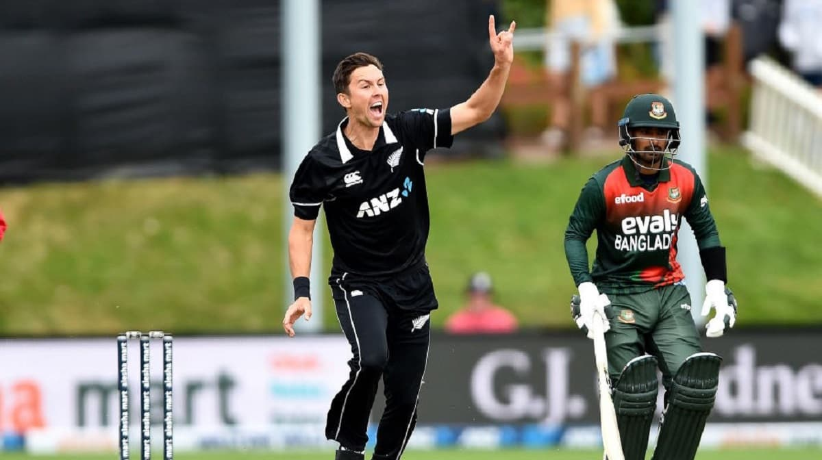 NZ vs BAN: New Zealand Beat Bangladesh by 8 wickets in first ODI