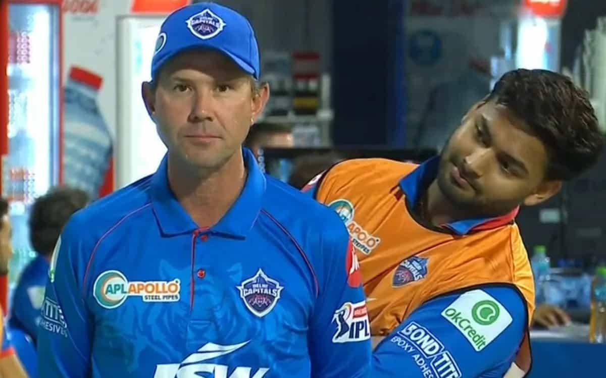 Cricket Image for कोच रिकी पोंटिंग ने कहा, ऋषभ पंत को ऑस्ट्रेलिया-इंग्लैंड के खिलाफ प्रदर्शन से मिले