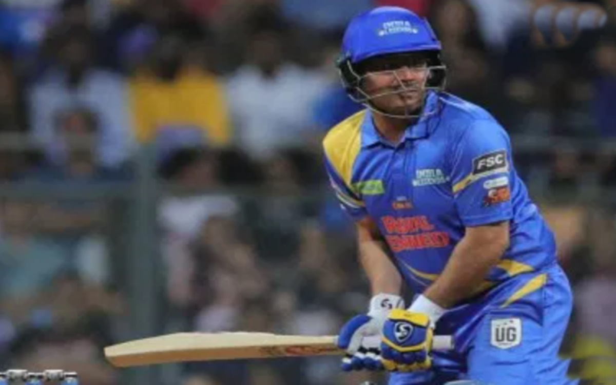 Cricket Image for Road Safety World Series Virender Sehwag Brilliant Knock Against Bangladesh Legend