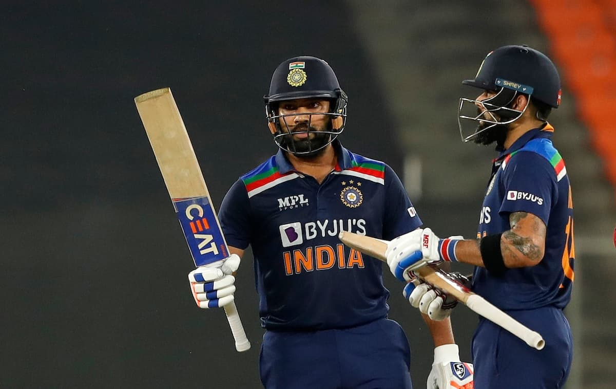 Rohit Sharma needs 93 runs to break virender sehwag