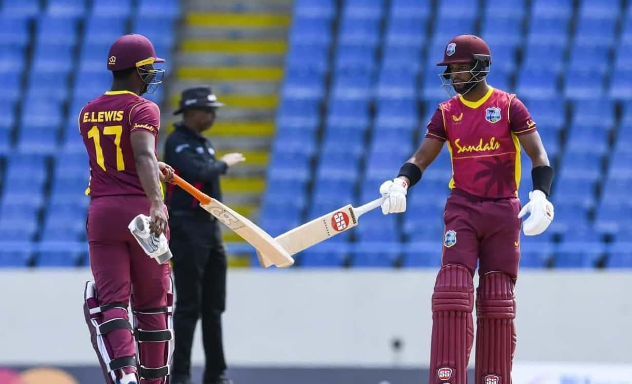 Cricket Image for WI vs SL: वेस्टइंडीज ने दूसरे वनडे में श्रीलंका को 5 विकेट से रौंदा, लुईस-होप ने फ