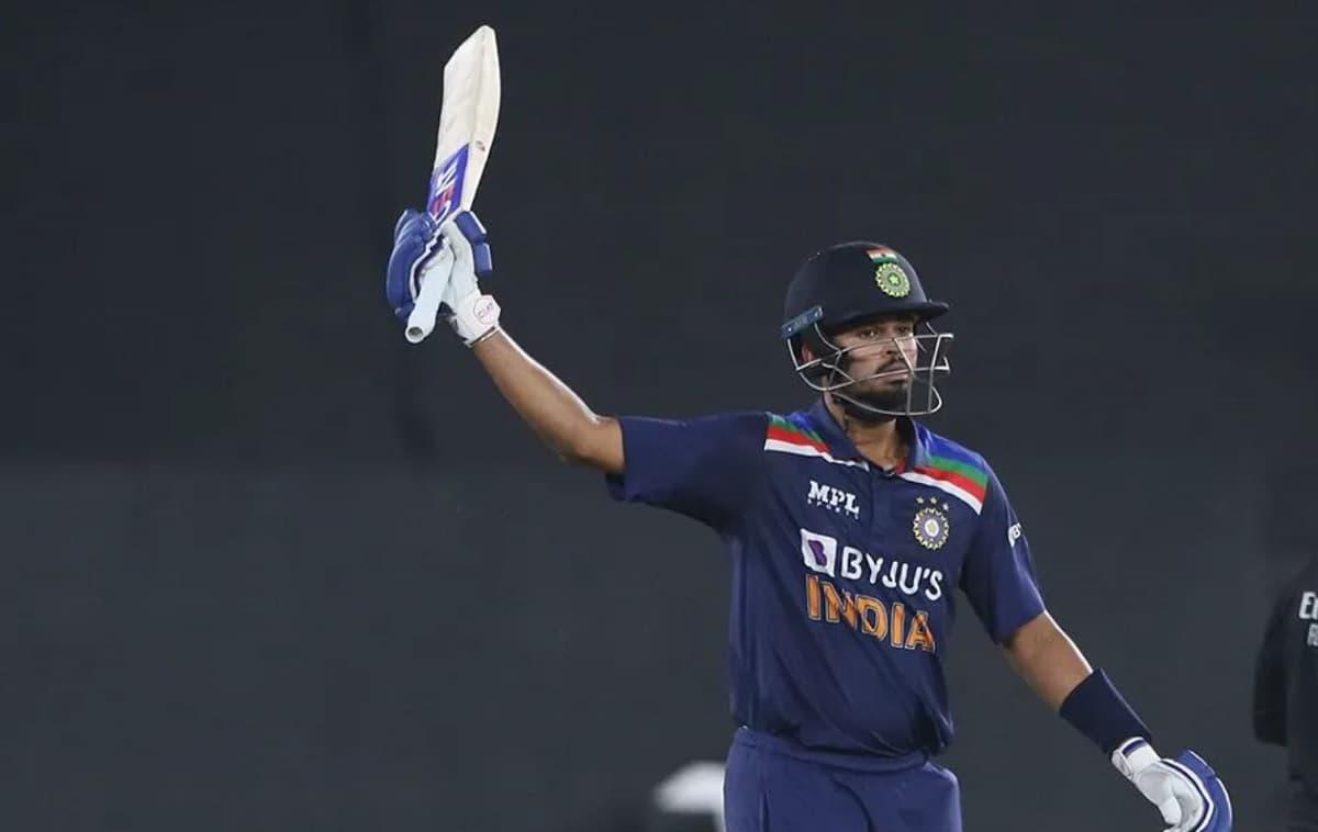 Cricket Image for IND vs ENG: टीम इंडिया की बल्लेबाजी हुई प्लॉप,श्रेयस अय्यर की सबसे बड़ी पारी से इं