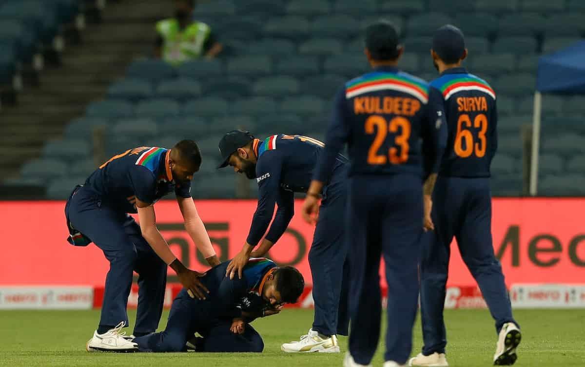 Cricket Image for श्रेयस अय्यर इंग्लैंड वनडे सीरीज से हुए बाहर, IPL 2021 के शुरूआती मैचों में खेलना