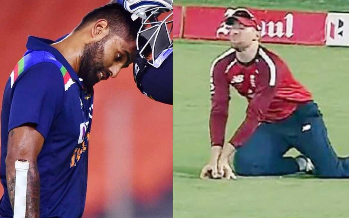 Cricket Image for सूर्यकुमार यादव को 'गलत' आउट दिए जाने पर भड़के कप्तान विराट कोहली कोहली, इस नियम क