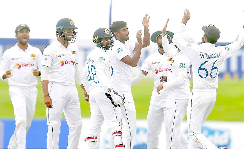 Cricket Image for WI vs SL: वेस्टइंडीज के खिलाफ टेस्ट सीरीज के लिए श्रीलंका टीम की घोषणा, इन खिलाड़ि