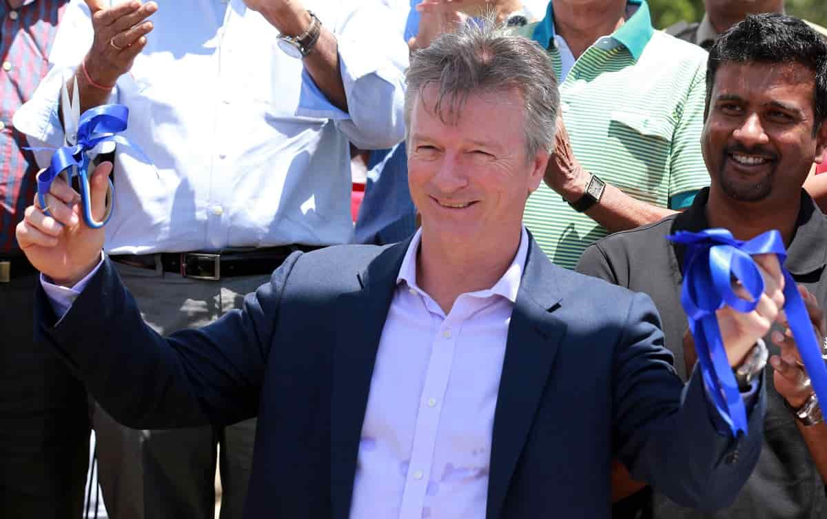 Cricket Image for Fascinated By How Locals Celebrate Cricket In India: Steve Waugh