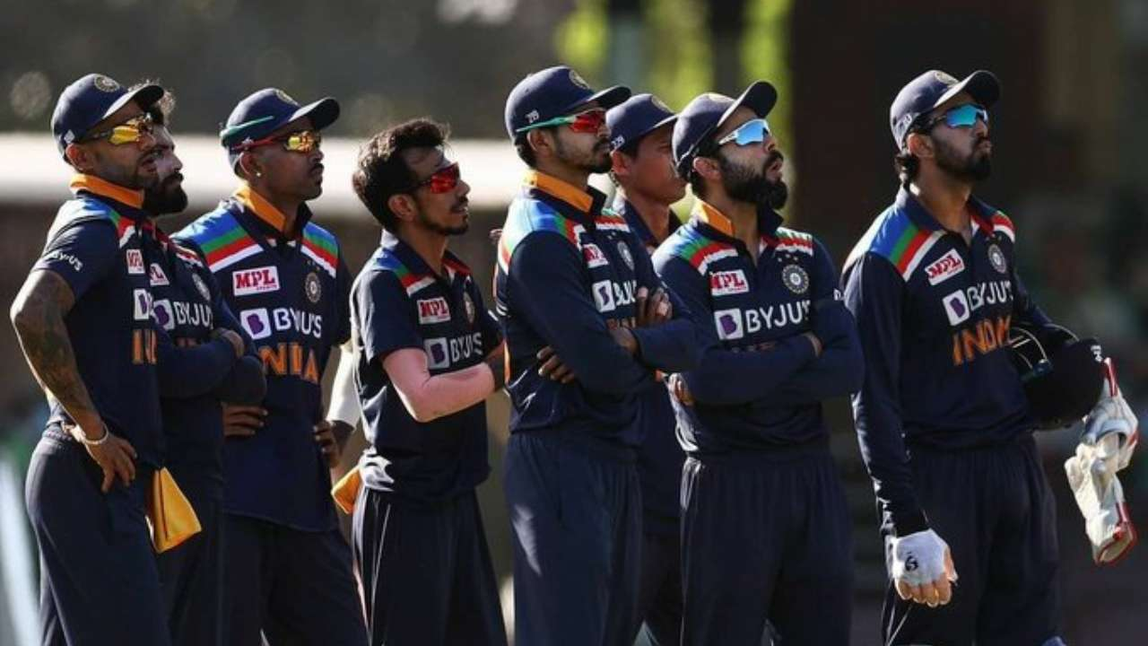India squad for ODI series vs England