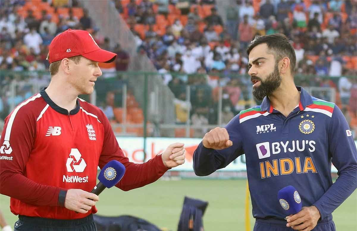 India vs England Toss Report Of 5th T20I