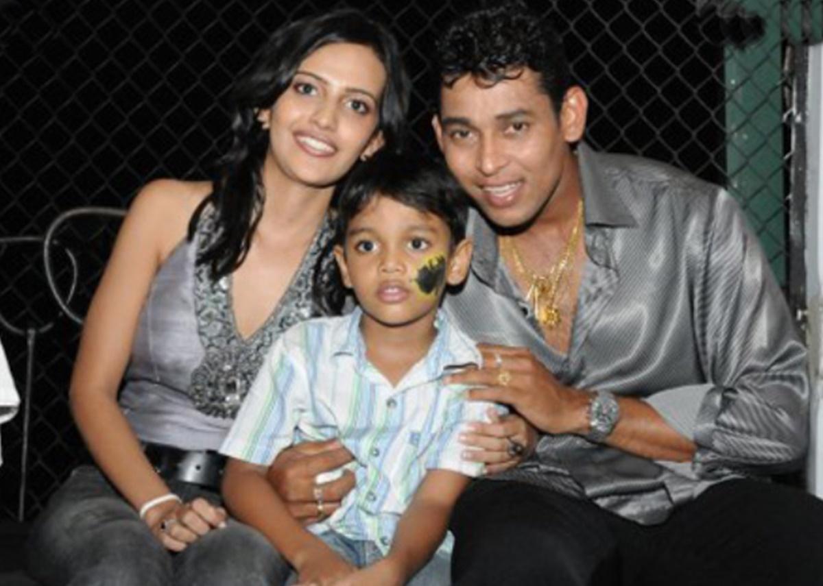 Cricket Image for Upul Tharanga Tied The Knot To Tillakaratne Dilshan Wife Nilanka Vithanage