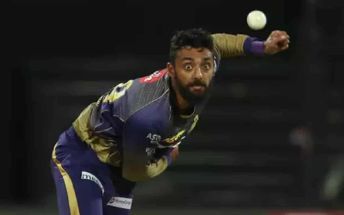 Cricket Image for Suspense Over Varun Chakravarthy Playing In T20 Series Against England