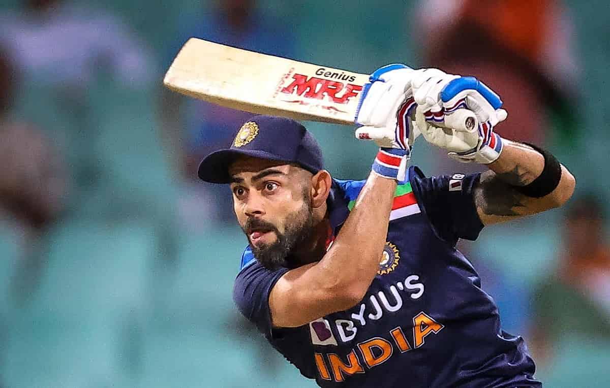 Virat Kohli need 72 runs to complete 3000 runs in t20 international