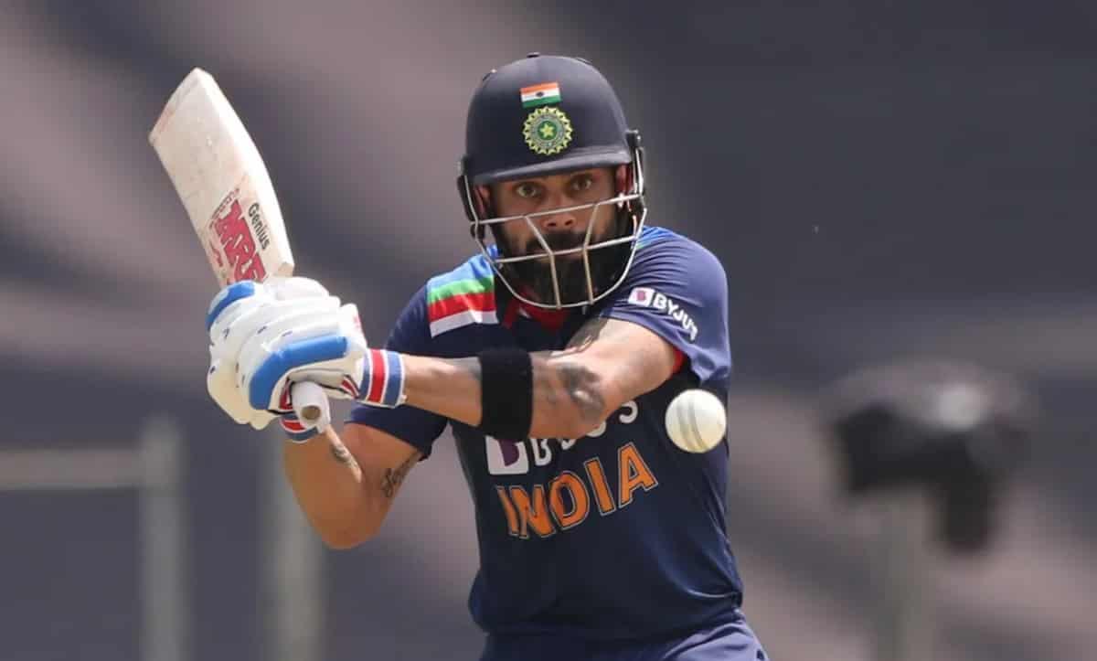 Cricket Image for विराट कोहली खत्म नहीं कर पाए शतक का सूखा, लेकिन फिर भी लगा दी रिकॉर्ड्स की झड़ी