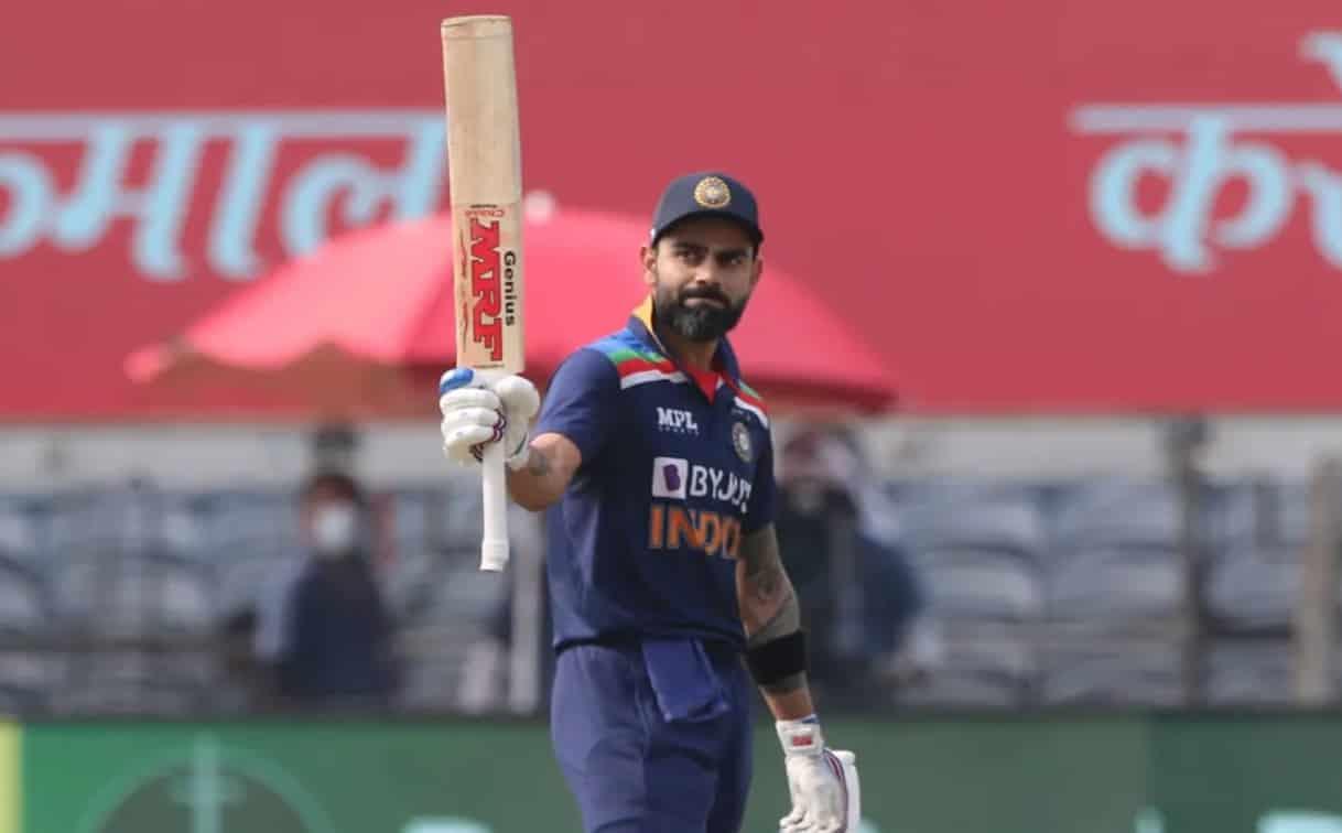 Cricket Image for विराट कोहली ने भारत की धरती पर बनाया अनोखा वर्ल्ड रिकॉर्ड, तेंदुलकर-पोंटिंग जैसे म