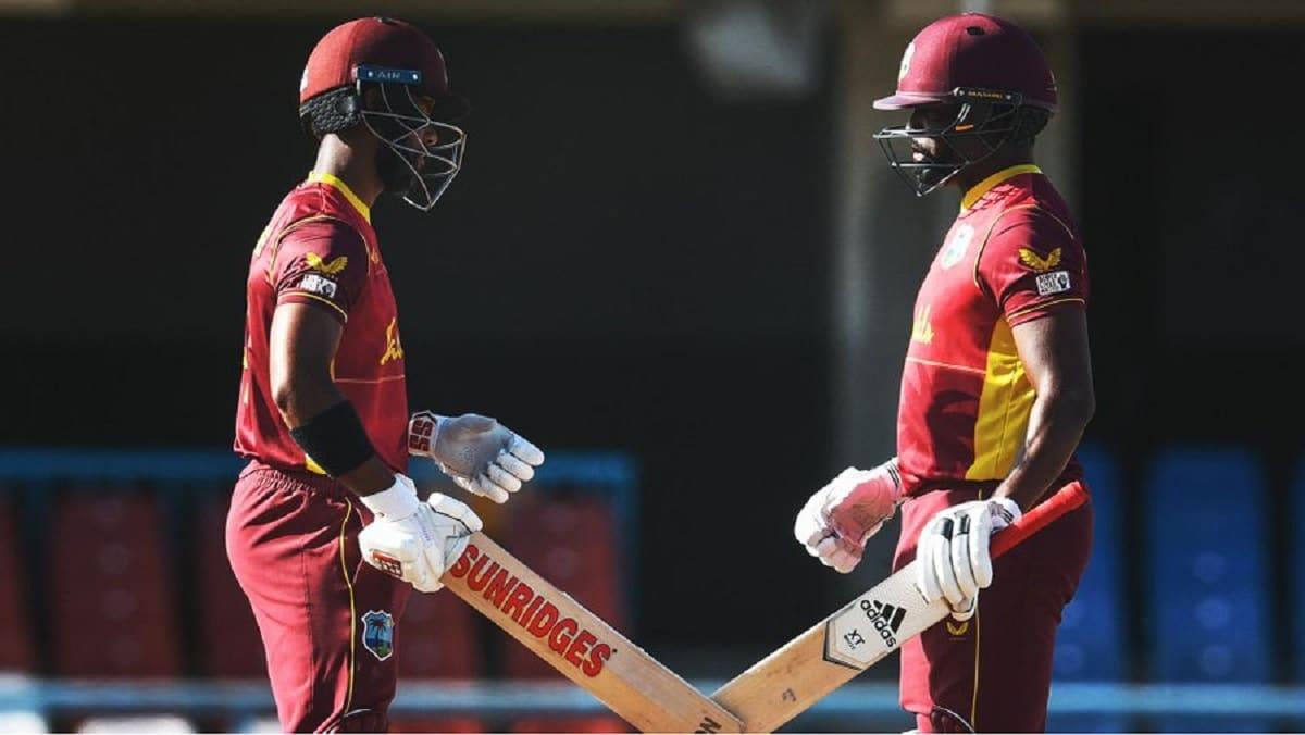 WI vs SL West Indies beat Sri Lanka by 5 Wickets in 3rd ODI