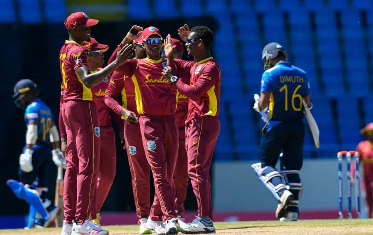 West Indies cricket team climb to 5th spot in ODI Super League points table