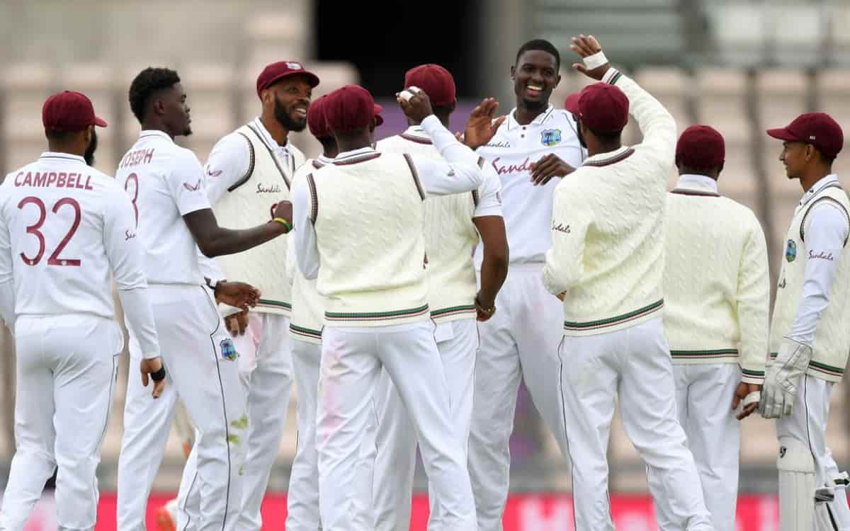 West indies announce 13 man squad for first test against Sri Lanka