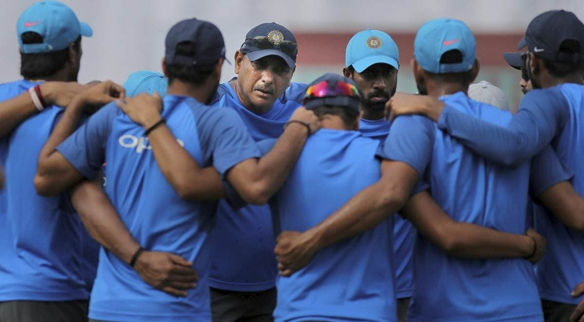 With 28 Wins From 46 Tests, Ravi Shastri Tops The List Of India's Most Successful Coaches
