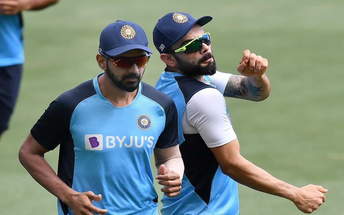 Cricket Image for According To Captain Virat Kohli Kl Rahul And Rohit Sharma Will Open In The First