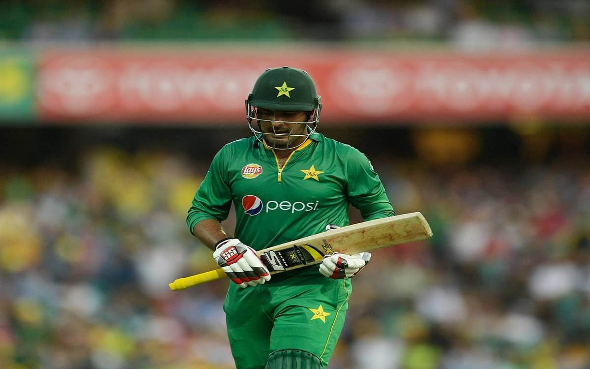 Cricket Image for According To Rashid Latif Sharjeel Khan Will Not Get A Place In Playing Eleven