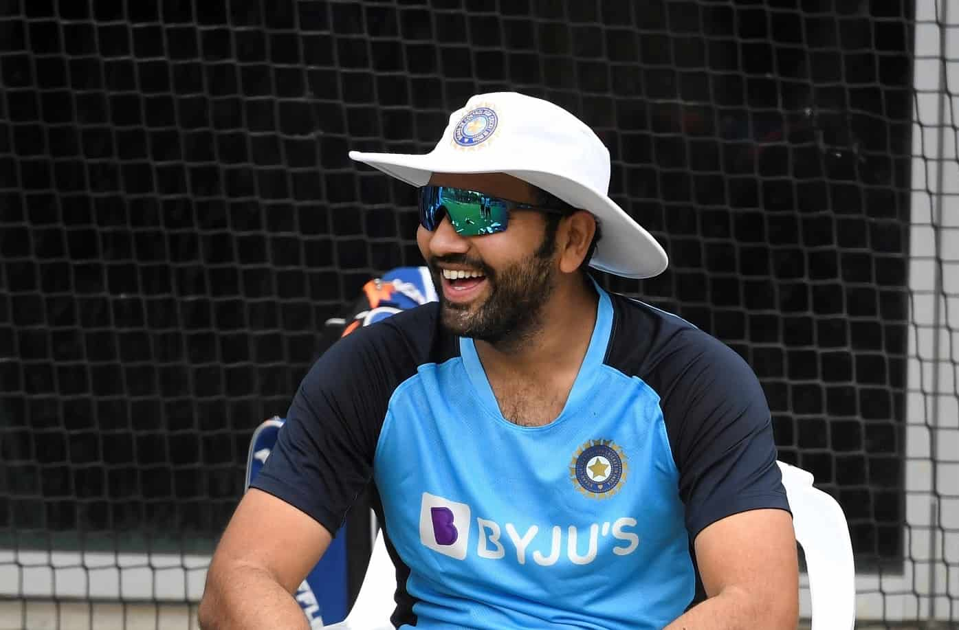 Cricket Image for 'Still Early To Rule Rahul Out Of T20 World Cup Squad', Said Rohit Sharma on Playe