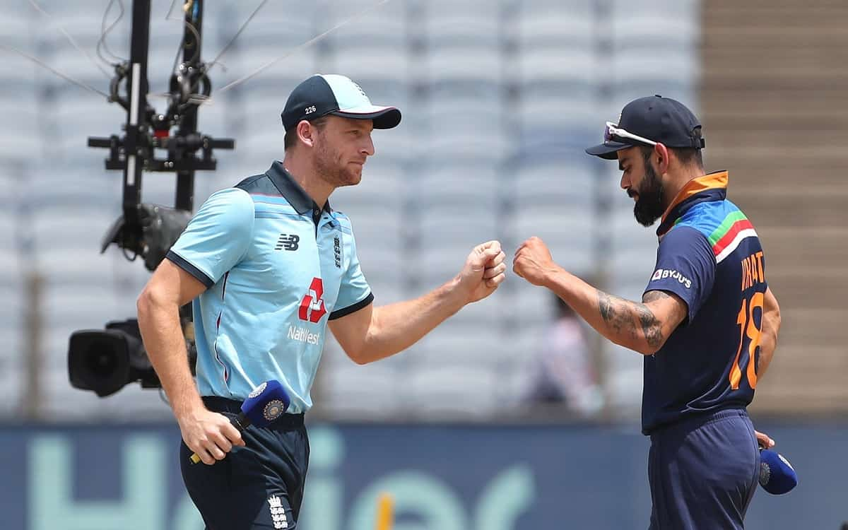 Cricket Image for Acting Captain Butlers Statement On Englands Victory Against India