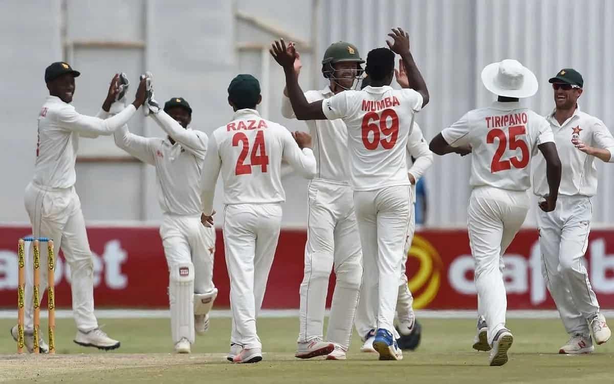 Cricket Image for AFG vs ZIM: Muzarabani, Williams Shine As Zimbabwe Lead Afghanistan