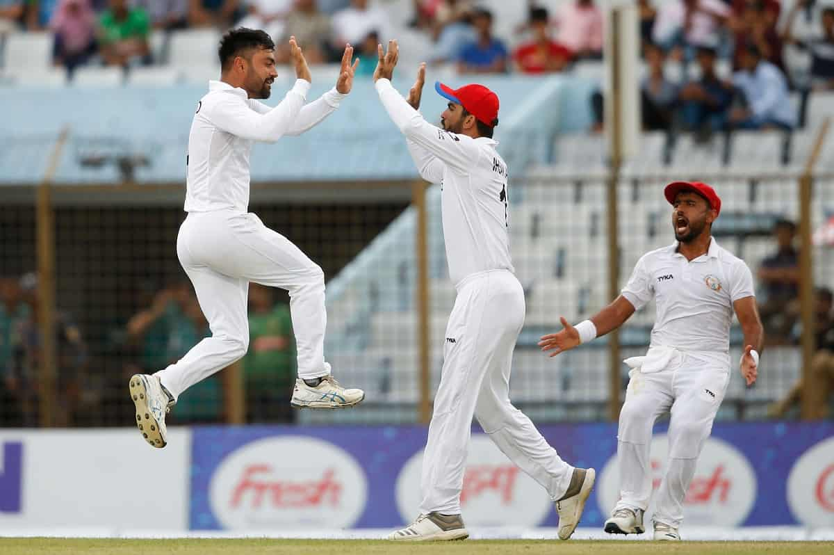 Cricket Image for Rashid Khan Anchors Afghanistan's Series-Levelling Win Over Zimbabwe
