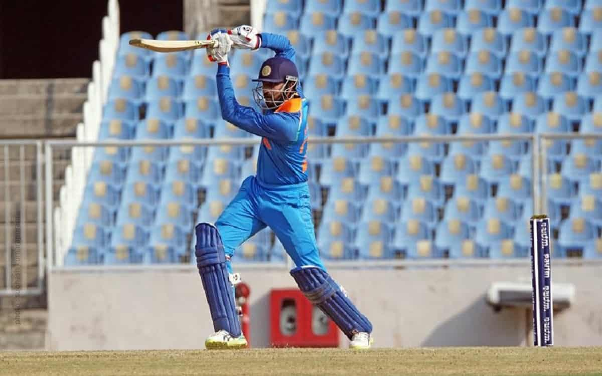 Cricket Image for All Rounder Krunal Pandya Was Overwhelmed With A Place In The Indian Team
