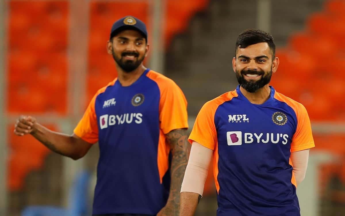 Cricket Image for IND vs ENG: India, Eng Call Each Other Favourites For T20 World Cup