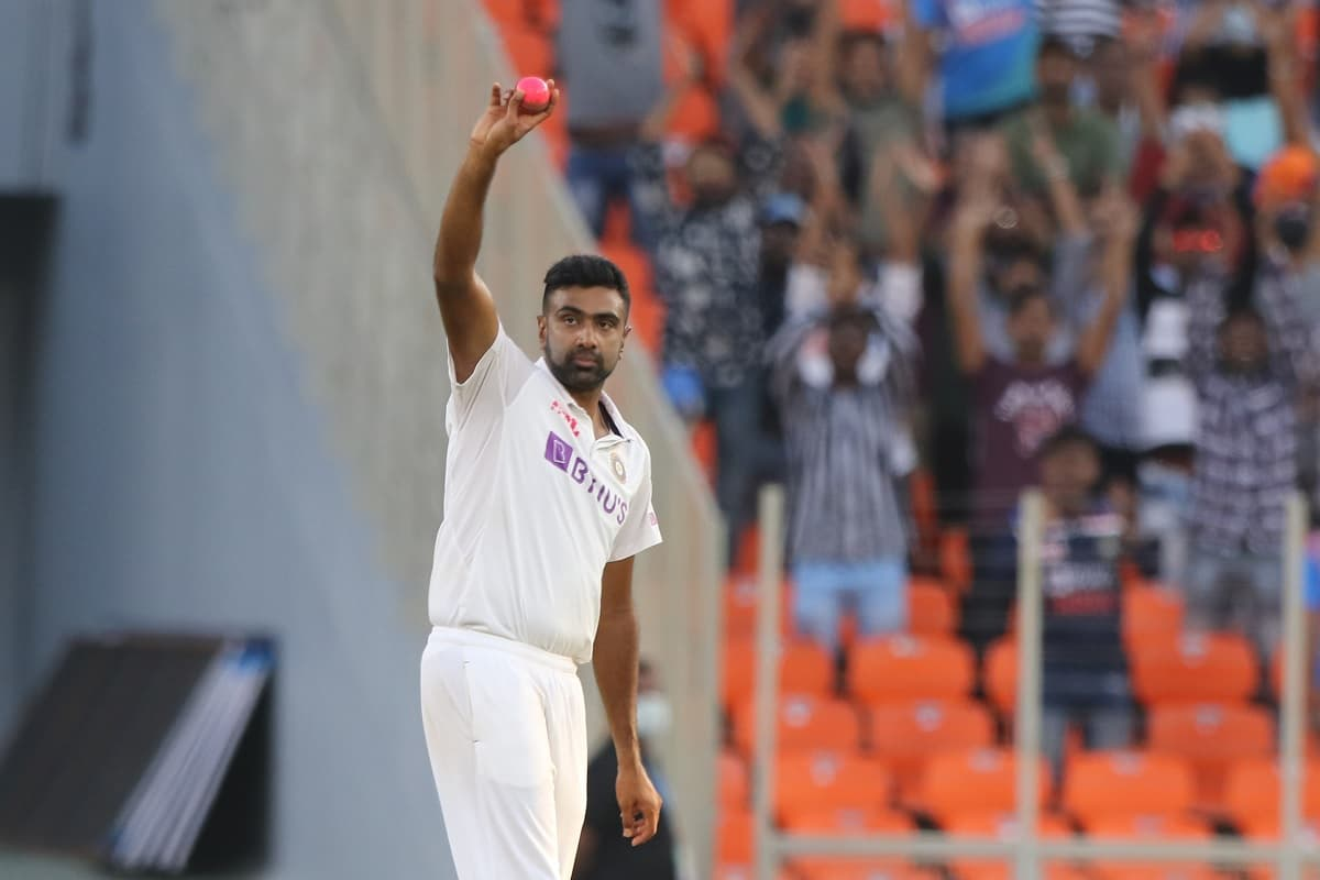 Cricket Image for Ashwin Named ICC Player Of The Month For February