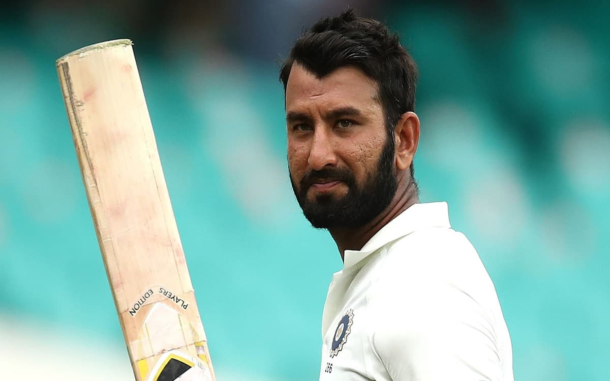 Cricket Image for Cheteshwar Pujara Finds Difficult To Counter Left Arm Spinners In Test Cricket