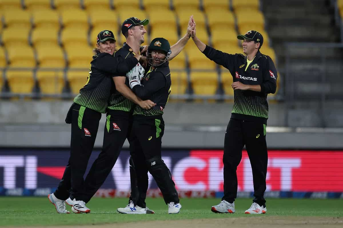 Cricket Image for Australia beat New Zealand By 50 Runs, Series Goes Into Decider In 5th T20I