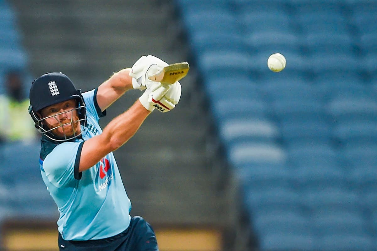 Cricket Image for Bairstow Says 'It Just Happens' As England Hit 20 Sixes To Beat India