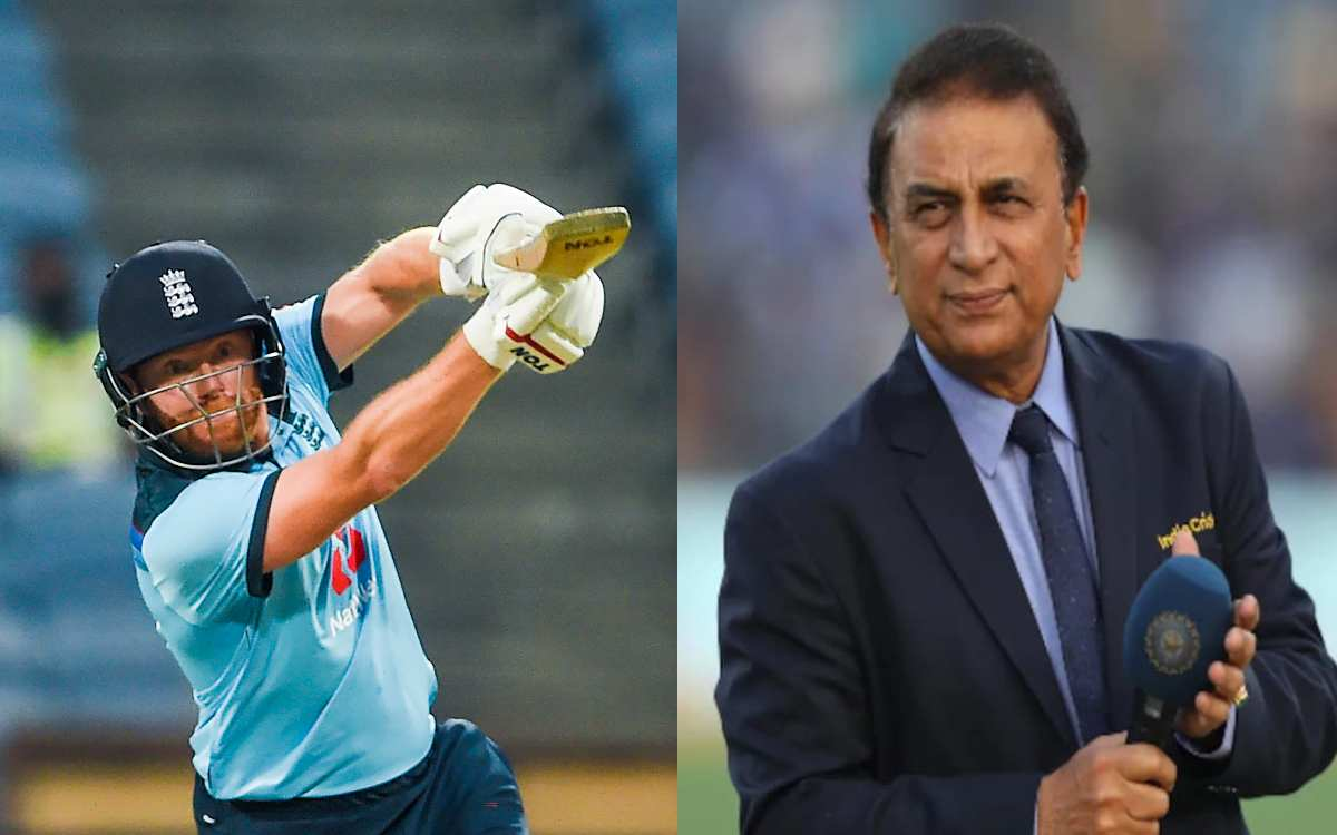 Cricket Image for Call Before You Comment On Me: Bairstow Slams Gavaskar For His 'Uninterested' Comm