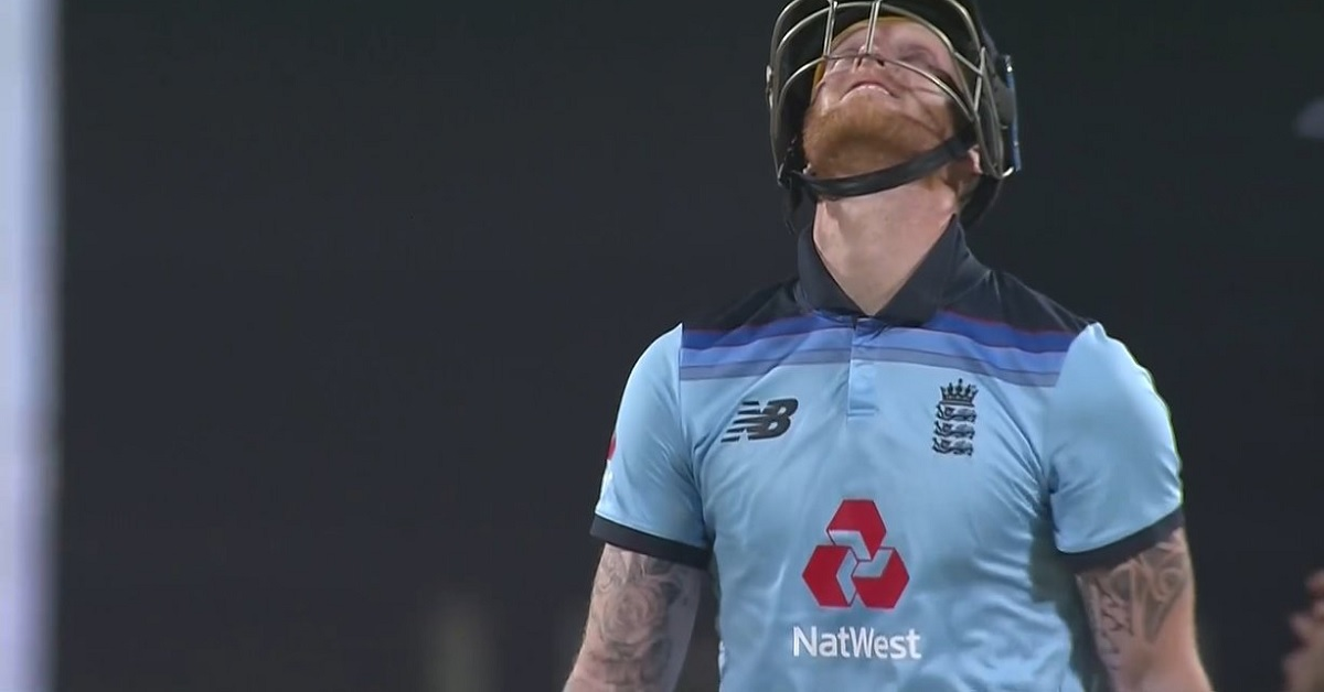 Cricket Image for Ben Stokes' Unique Tribute To Late Father After Scoring 99 In 2nd ODI