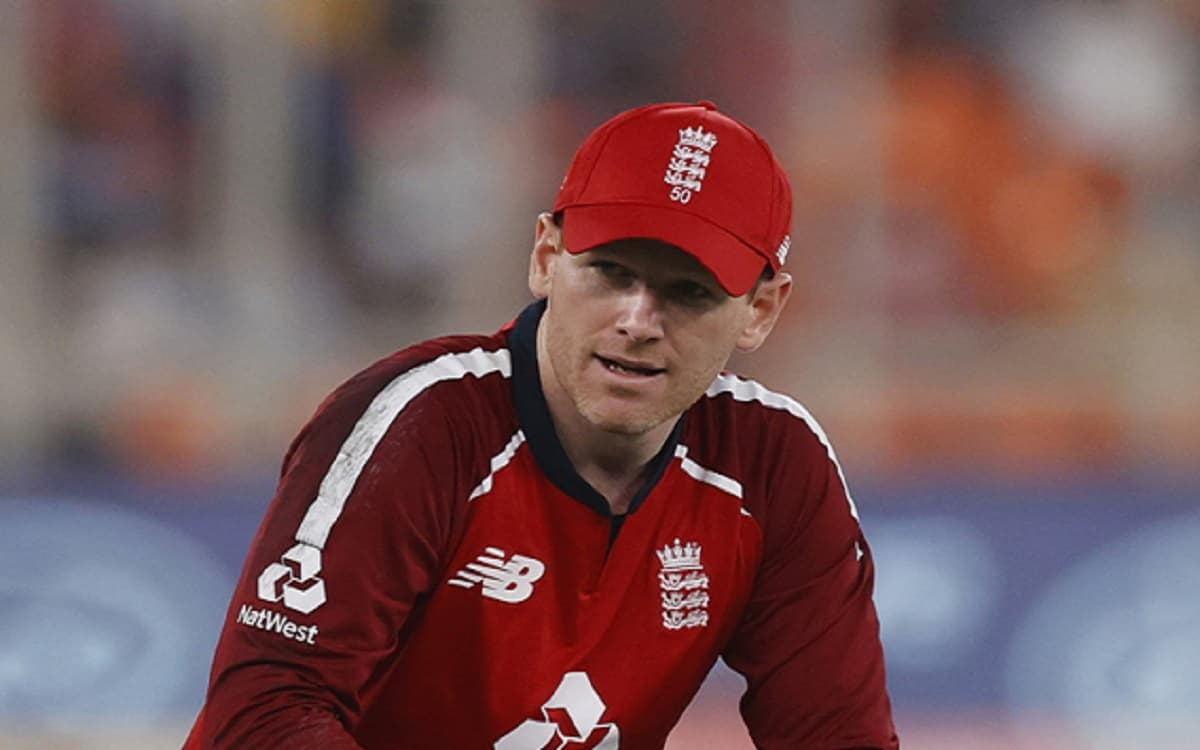 Cricket Image for Captain Morgan Put Blame On Motera Pitch For Defeat Of England Against India