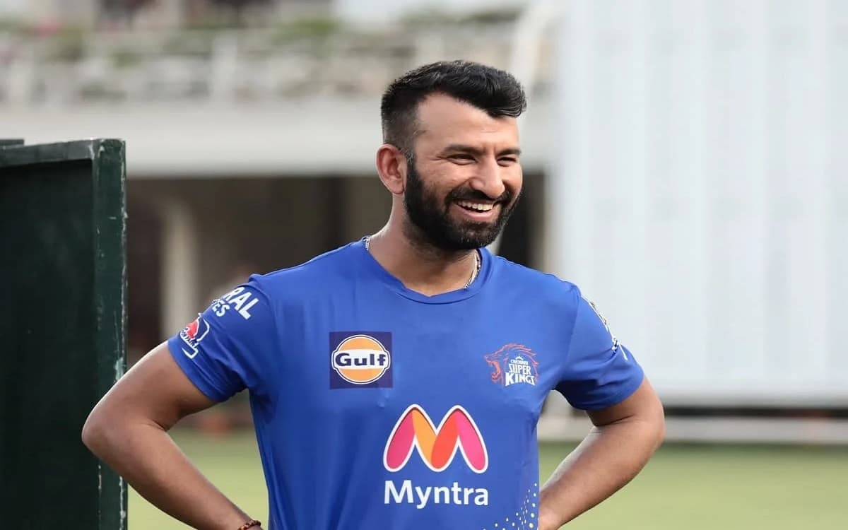 Cheteshwar Pujara ready to return to IPL after 7 years with Chennai Super Kings team