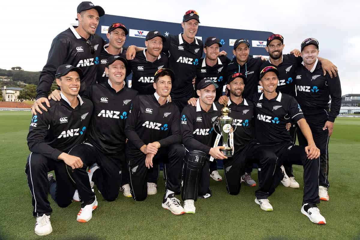 Cricket Image for Conway, Mitchell Steer New Zealand To Bangladesh ODI Series Sweep