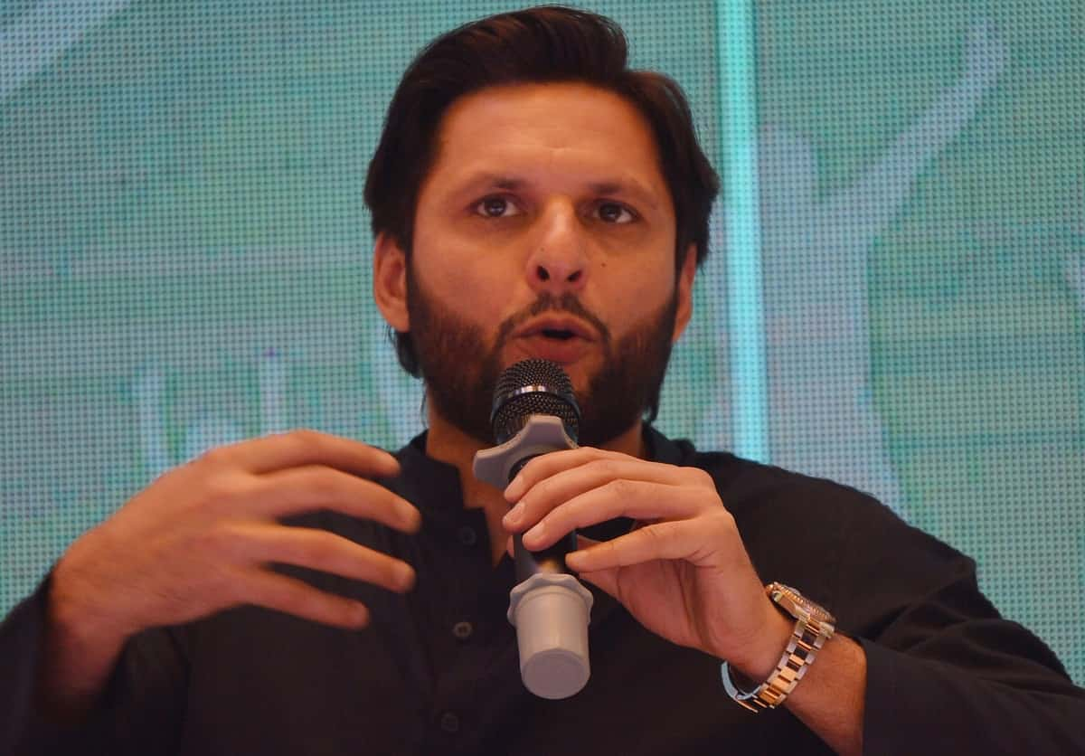 Cricket Image for Cricket Between India and Pakistan Very Important: Shahid Afridi