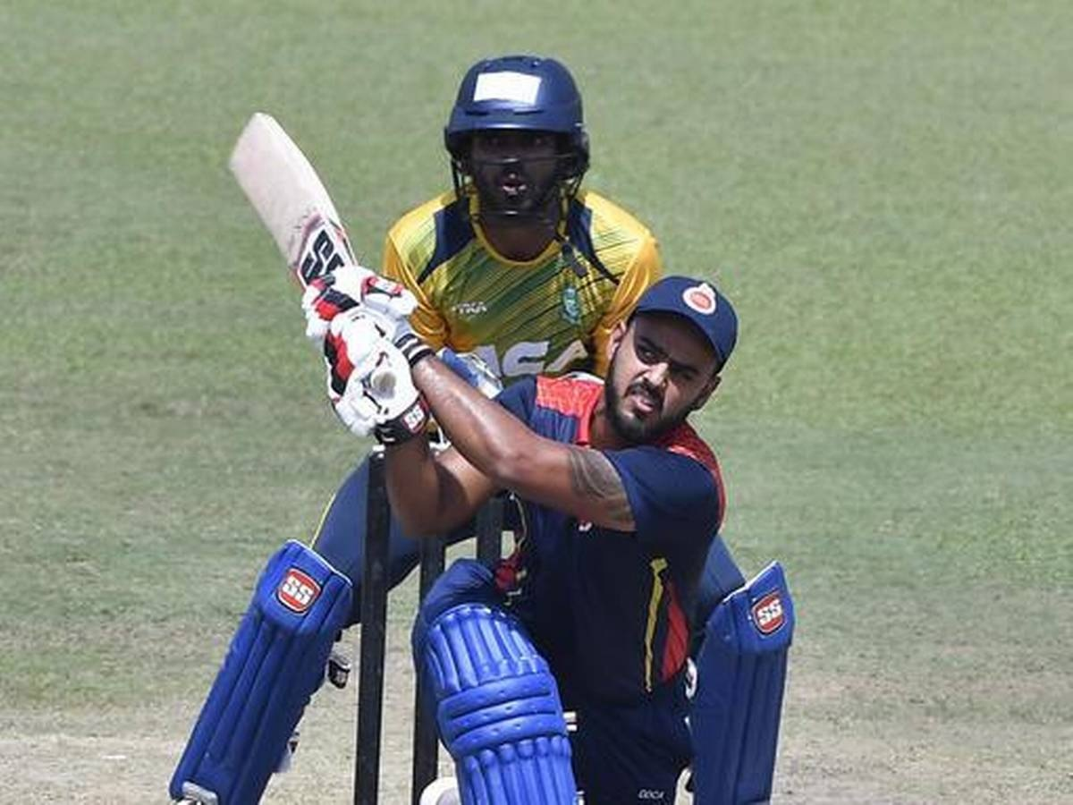 Cricket Image for Delhi Beat Uttarakhand By 4 Wickets In Vijay Hazare Trophy 2021