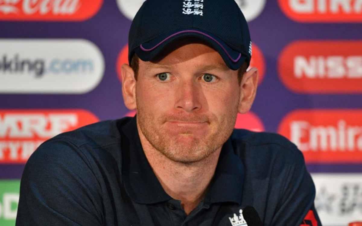 Cricket Image for IND vs ENG: इंग्लैंड को लगा बड़ा झटका, कप्तान इयोन मोर्गन बाकी दो वनडे मैचों से हु
