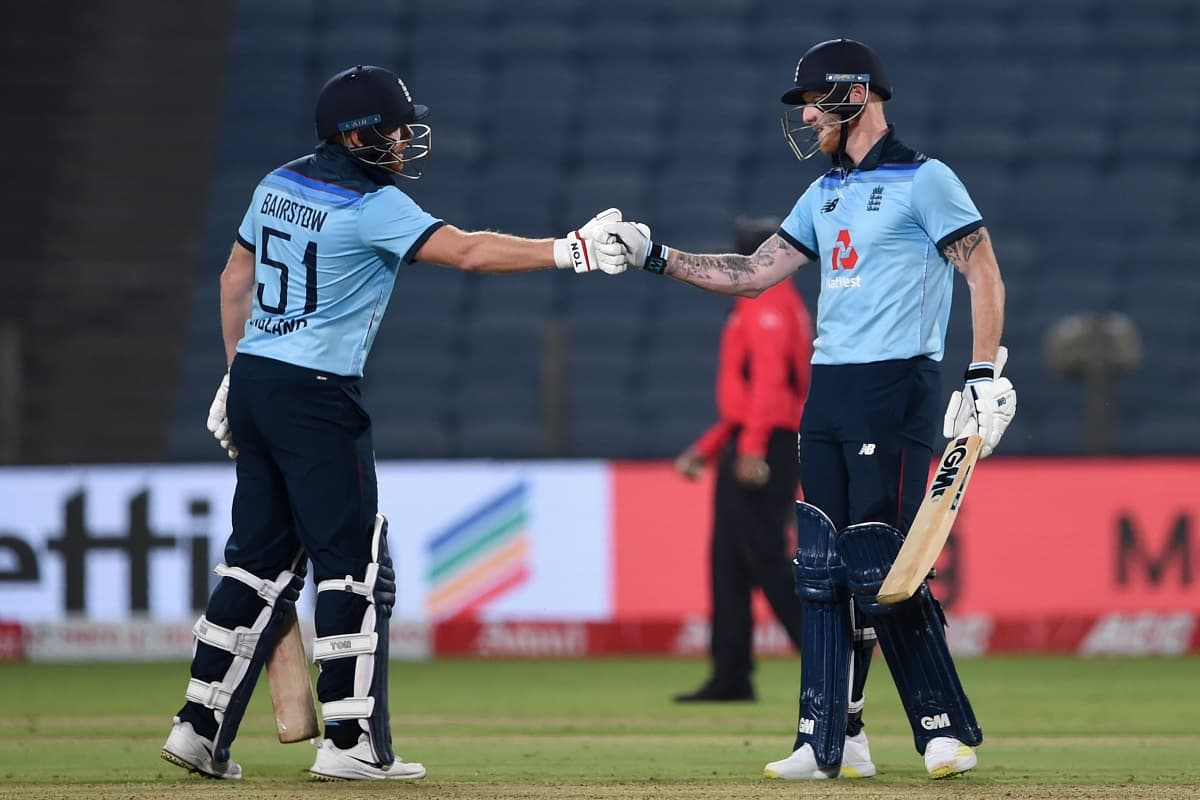 Cricket Image for Bairstow, Stokes Power England To 6 Wicket Win Over India In 2nd ODI, Series Goes