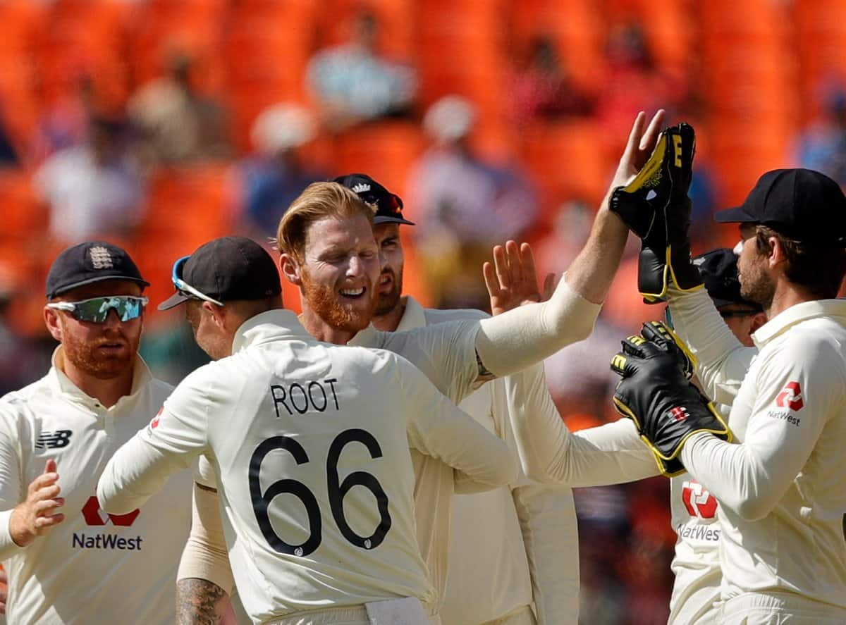 England Continues Domination With Bowl As India Reach 153/6 At Tea