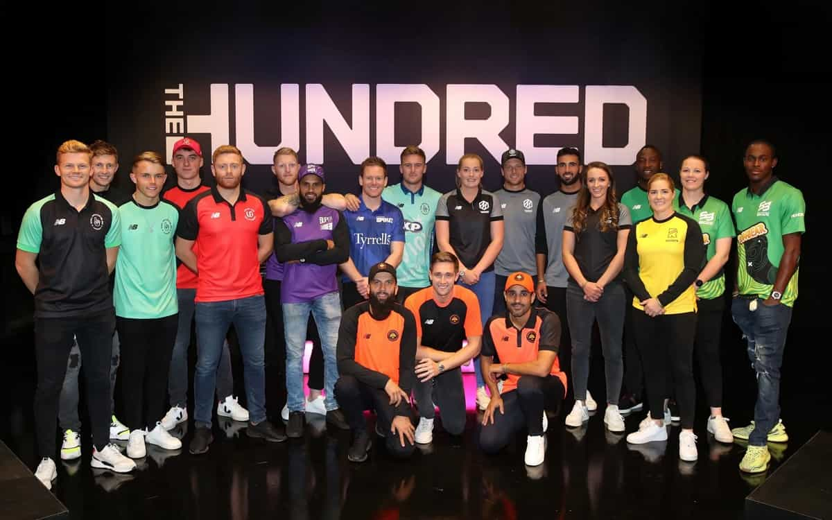 Cricket Image for  A Completely Different League The Hundred To Start In England From July
