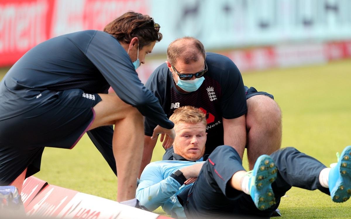 iND vs ENG: मैच के बीच में इंग्लैंड टीम को लगा बड़ा झटका, फील्डिंग करते हुए सैम बिलिंग्स हुए चोटिल
