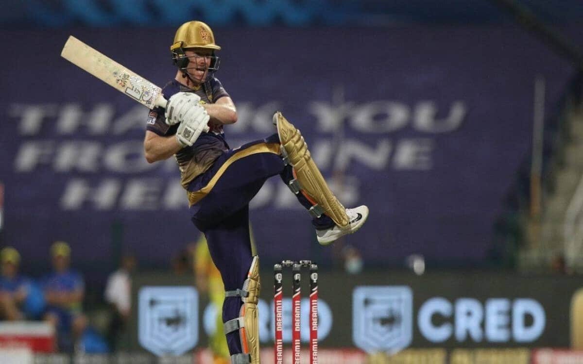 Cricket Image for IPL 2021: Eoin Morgan Confident He'll Be Fit For KKR's Opener
