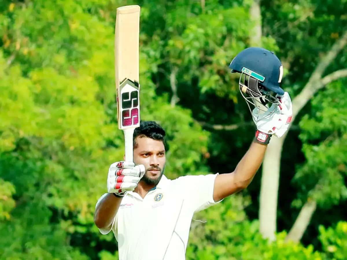 Cricket Image for Excited To Play Alongside Steve Smith In Delhi Capitals: Vishnu Vinod