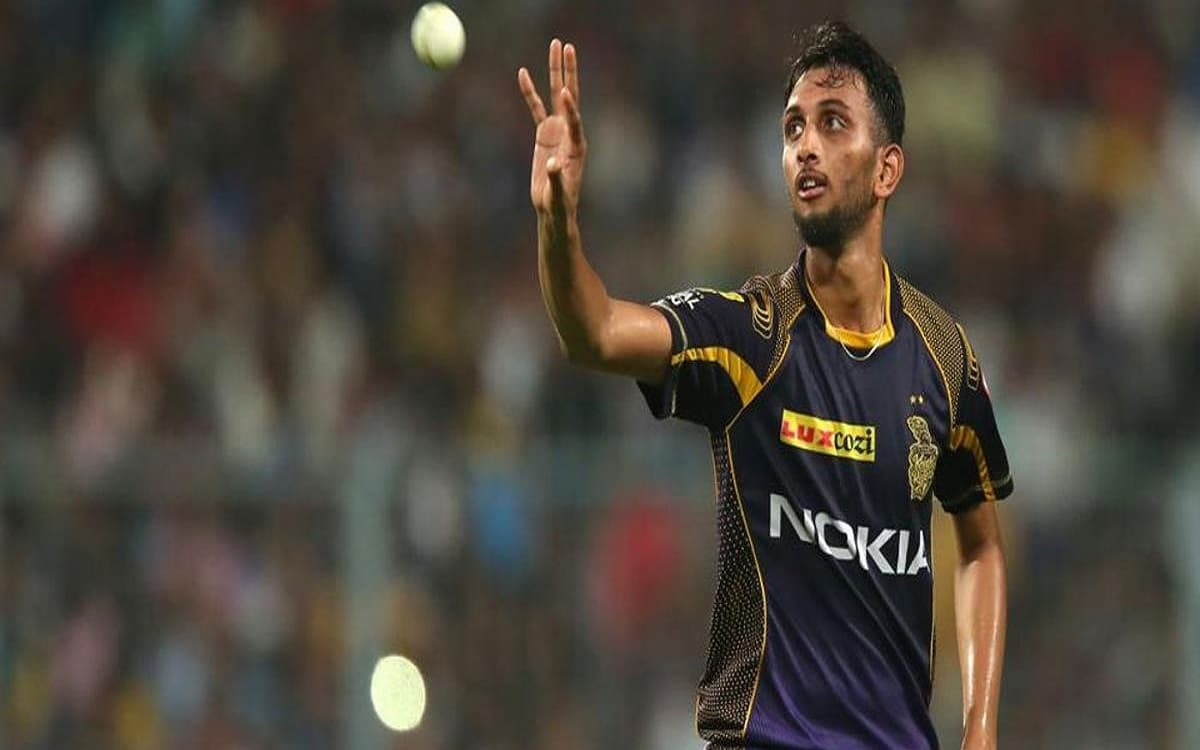 Fast bowler M Parsidh Krishna got a chance in Indian One DAy team against England