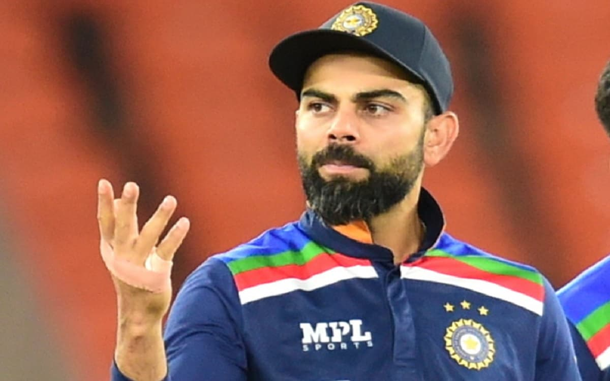 Appreciation of captain Kohli's efforts despite dropping the catch, BCCI said this to the player